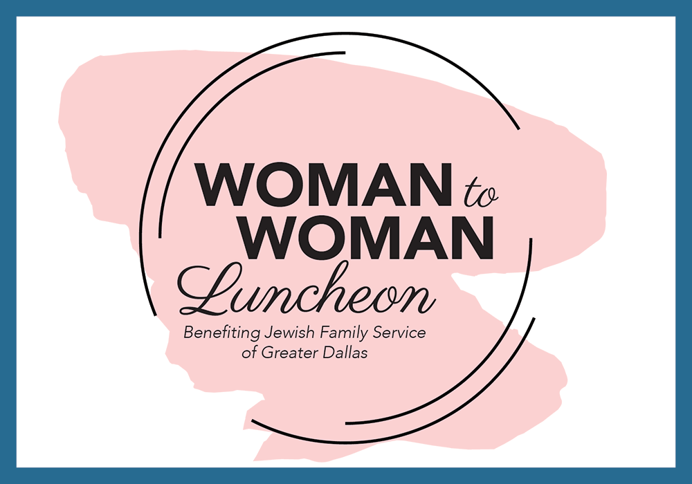 Woman to woman luncheon event