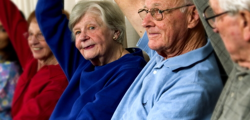 Home services older adults seniors