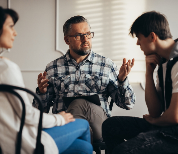 Counseling therapy