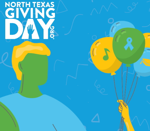 Donate North Texas Giving Day