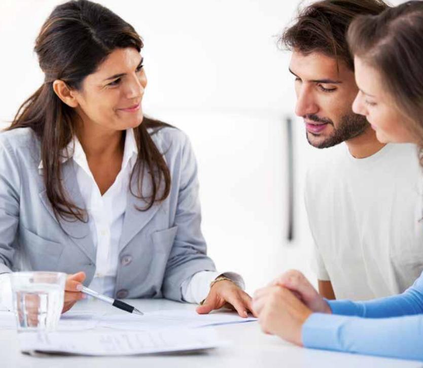 Career financial services financial coach