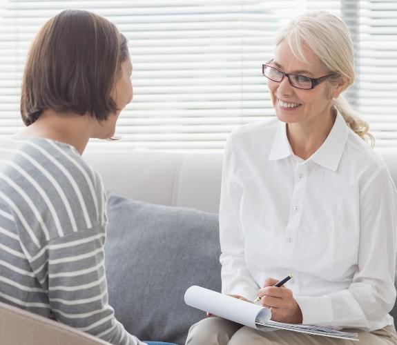 Career financial services life coach